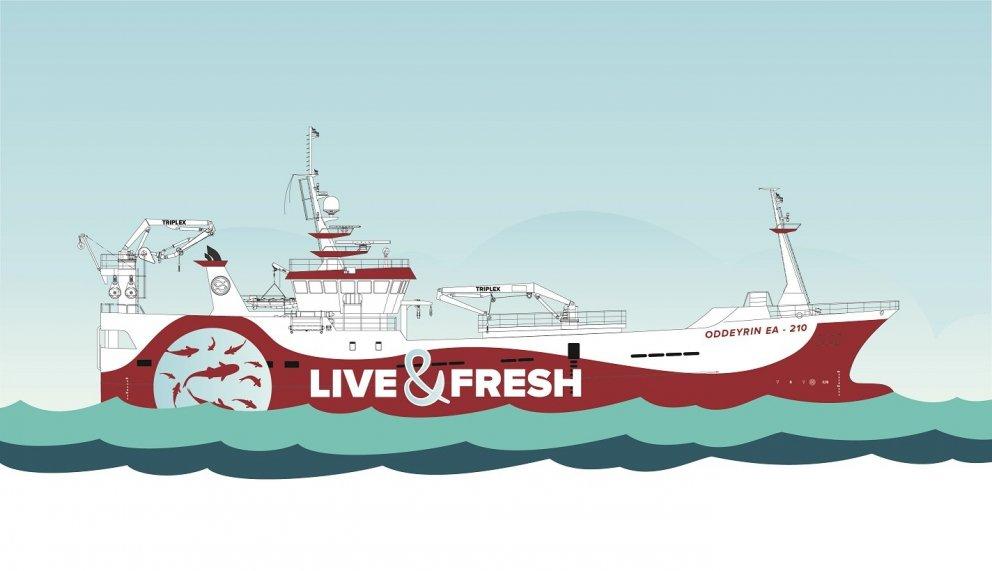 Veiðar og varðveisla á lifandi fiski